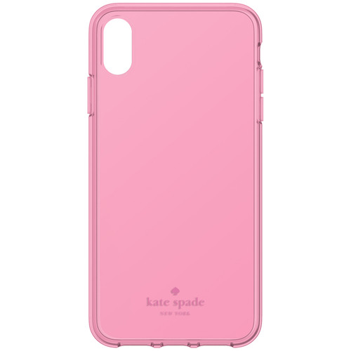 Incipio Flexible Case iPhone XS Max Pink Tinted