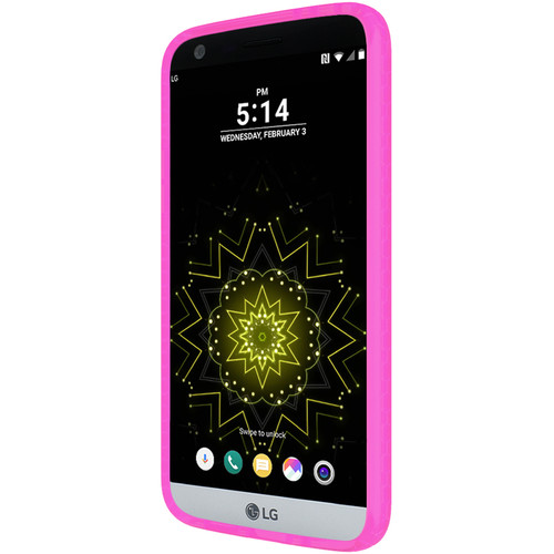 Incipio Octane Case for LG G5 (Frost/Pink)