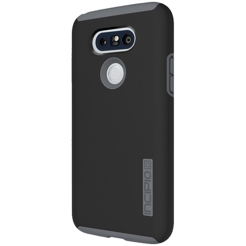 Incipio DualPro Case for LG G5 (Black/Charcoal)