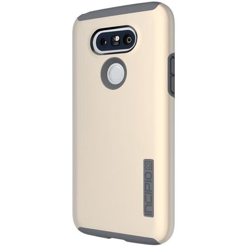 Incipio DualPro Case for LG G5 (Champagne/Gray)