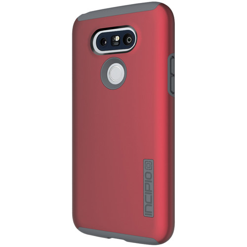 Incipio DualPro Case for LG G5 (Red/Charcoal)