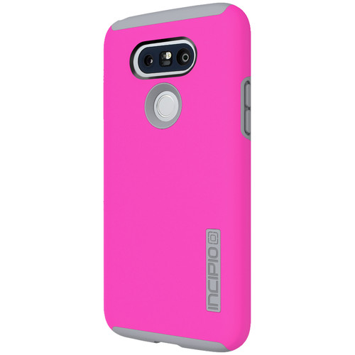 Incipio DualPro Case for LG G5 (Pink/Gray)