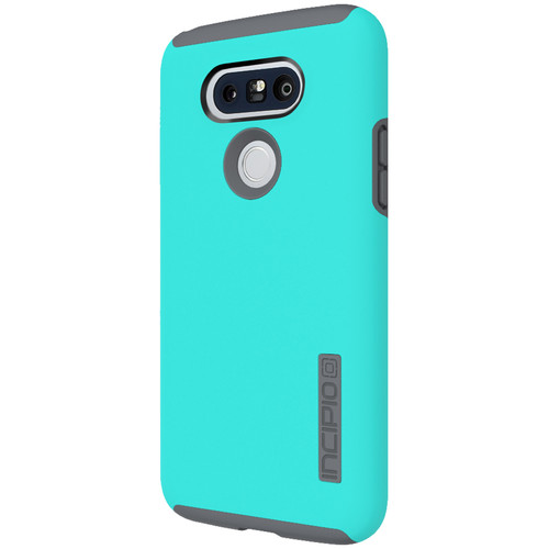 Incipio DualPro Case for LG G5 (Turquoise/Charcoal)