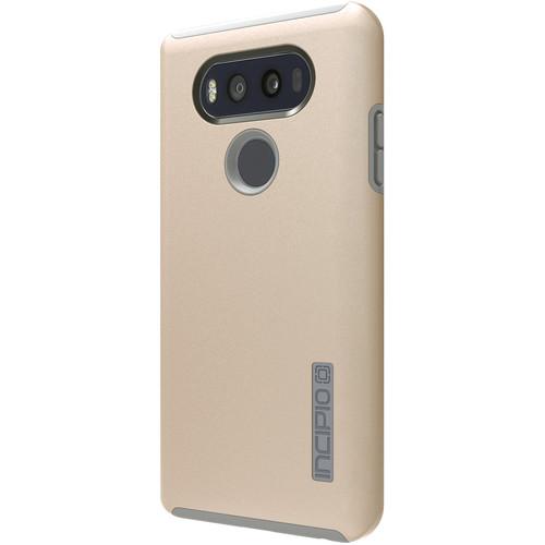 Incipio DualPro Case for LG V20 (Iridescent Champagne/Gray)