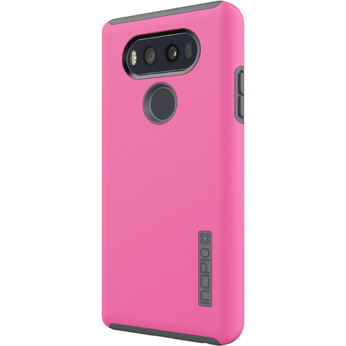 Incipio DualPro Case for LG V20 (Pink/Charcoal)