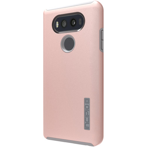 Incipio DualPro Case for LG V20 (Iridescent Rose Gold/Gray)