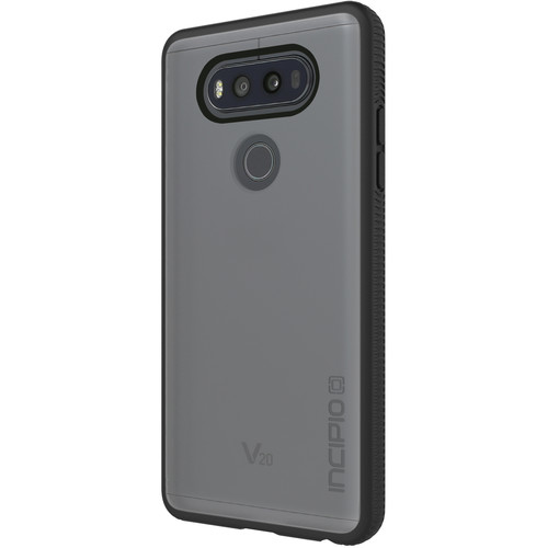 Incipio Octane Case for LG V20 (Black/Frost)