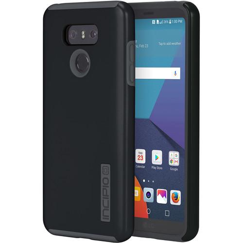 Incipio DualPro Case for LG G6 (Black/Gray)