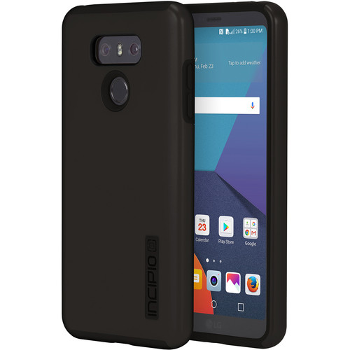 Incipio DualPro Case for LG G6 (Black)