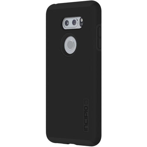 Incipio DualPro Case for LG V30 (Black/Black)