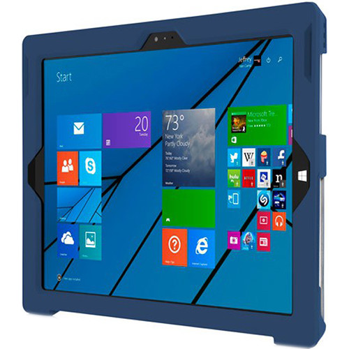 Incipio Feather Advance Ultra Thin Snap-On Case for Microsoft Surface Pro 3 (Blue)