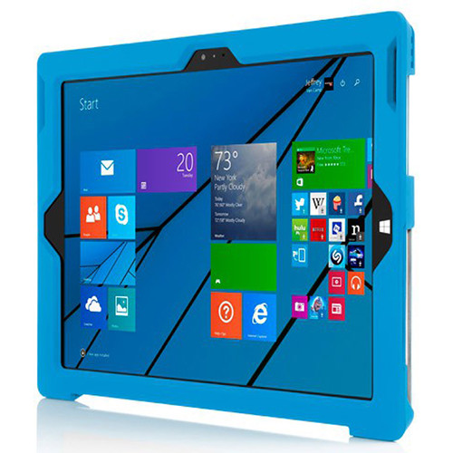 Incipio Feather Advance Ultra Thin Snap-On Case for Microsoft Surface Pro 3 (Cyan)