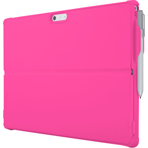 Incipio Feather Hybrid Case with Shock-Absorbing Frame for Surface Pro/Pro 4 (Pink)