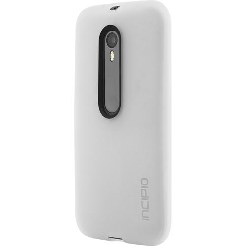 Incipio NGP Flexible Impact-Resistant Case for Motorola Moto G (3rd Gen., Frost)