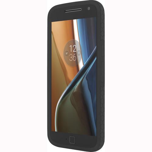 Incipio Octane Case for Motorola Moto G4/G4 Plus (Frost/Black)