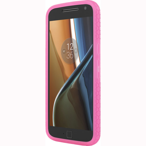 Incipio Octane Case for Motorola Moto G4/G4 Plus (Frost/Pink)