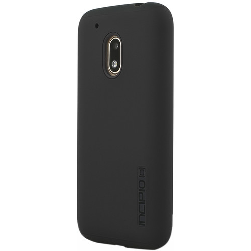 Incipio DualPro Case for Motorola Moto G4 Play (Black/Black)