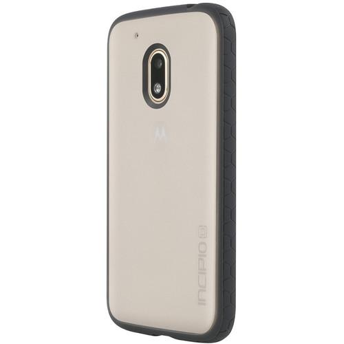 Incipio Octane Case for Motorola Moto G4 Play (Frost/Black)