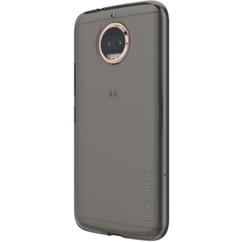Incipio NGP Pure Case for Motorola Moto G5S Plus (Smoke)