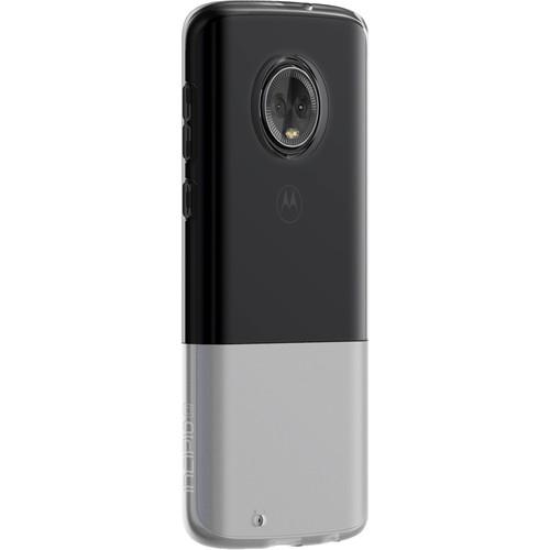 Incipio NGP Flexible Shock Absorbent Case for Moto G6 (Clear)
