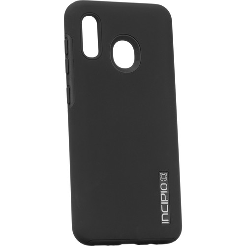 Incipio DualPro Case for Samsung Galaxy A20 (Black/Black)