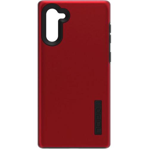 Incipio DualPro Case for Samsung Galaxy Note10 (Iridescent Red/Black)