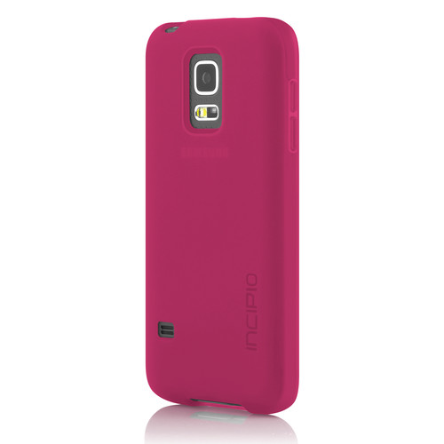 Incipio NGP Flexible Impact-Resistant Case for Galaxy S5 Mini (Pink)