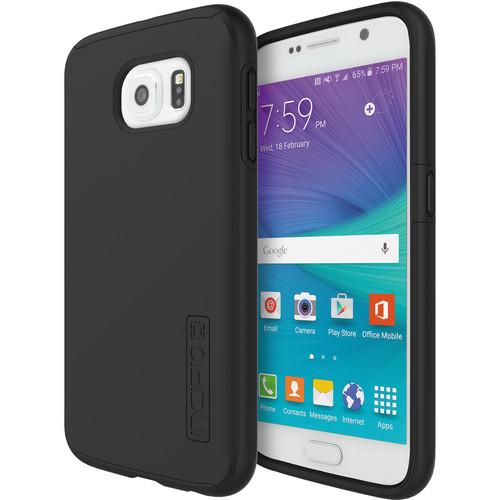 Incipio DualPro Case for Galaxy S6 (Black/Black)
