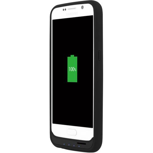 Incipio offGRID 3700mAh Battery Case for Galaxy S6/S6 Edge (Black)
