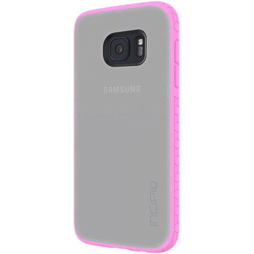 Incipio Octane Case for Galaxy S7 (Frost/Pink)