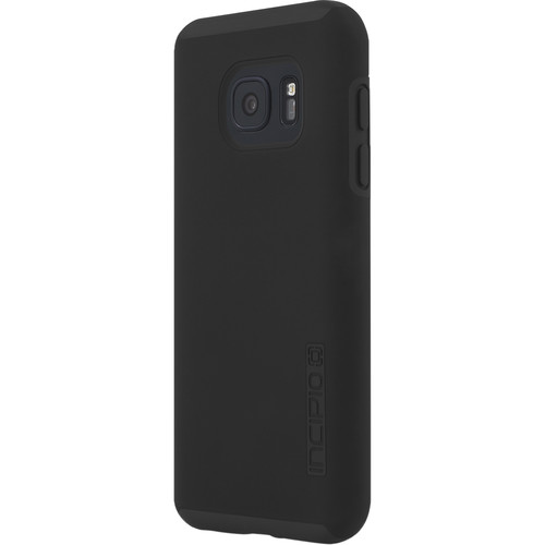 Incipio DualPro Case for Galaxy S7 (Black/Black)