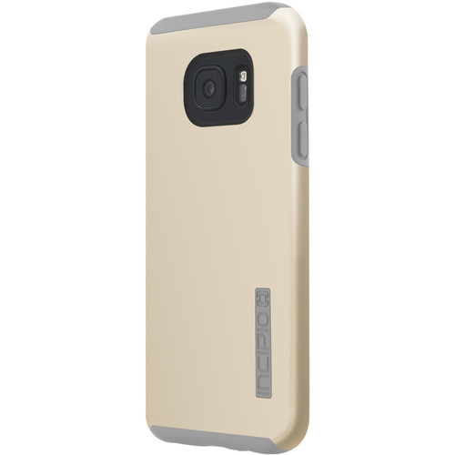 Incipio DualPro Case for Galaxy S7 (Champagne/Light Gray)