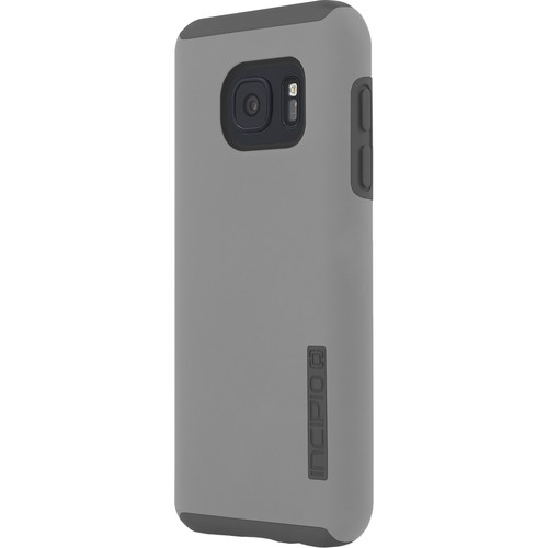 Incipio DualPro Case for Galaxy S7 (Gray/Gray)
