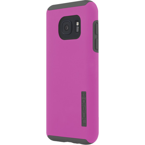 Incipio DualPro Case for Galaxy S7 (Pink/Gray)