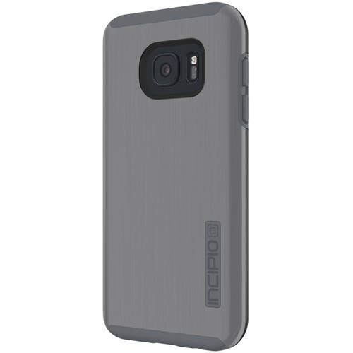 Incipio DualPro SHINE Case for Galaxy S7 (Gunmetal/Gray)