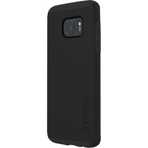 Incipio DualPro Case for Galaxy S7 edge (Black/Black)