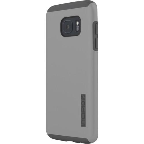 Incipio DualPro Case for Galaxy S7 edge (Gray/Gray)