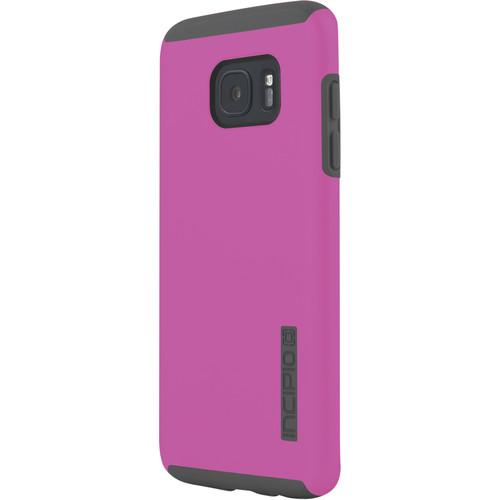 Incipio DualPro Case for Galaxy S7 edge (Pink/Gray)