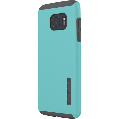 Incipio DualPro Case for Galaxy S7 edge (Teal/Gray)