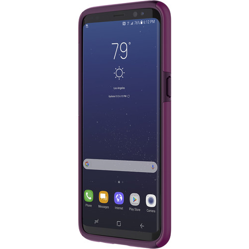 Incipio DualPro Case for Galaxy S8+ (Plum)