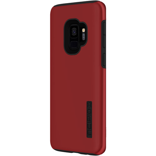 Incipio DualPro Case for Galaxy S9 (Iridescent Red/Black)