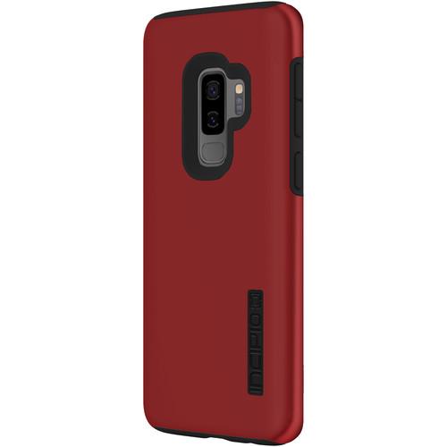 Incipio DualPro Case for Galaxy S9+ (Iridescent Red/Black)