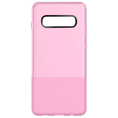 Incipio NGP Flexible Shock Absorbent Case for Samsung Galaxy S10+ (Fuchsia Pink)