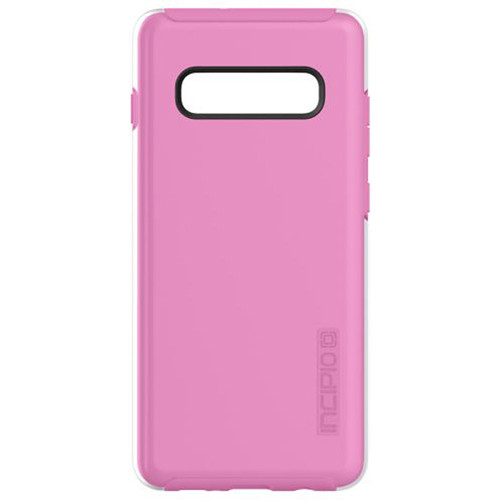 Incipio DualPro Case for Samsung Galaxy S10+ (Clear/Pink)