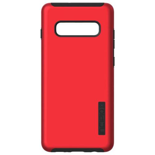 Incipio DualPro Case for Samsung Galaxy S10+ (Iridescent Red/Black)