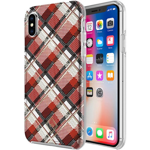 Incipio Vera Bradley Grid FlexFrame Case for (iPhone X)