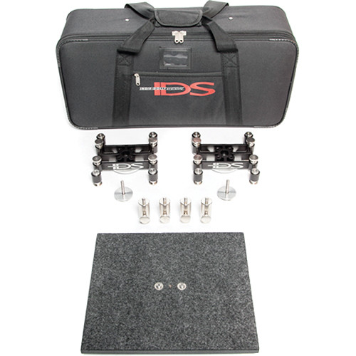Indie-Dolly Systems Accessory Kit for IDS Slider Dolly Track
