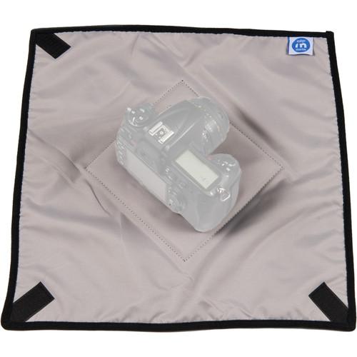 "Indigo Marble 15"" Protective Camera Wrap (Black)"