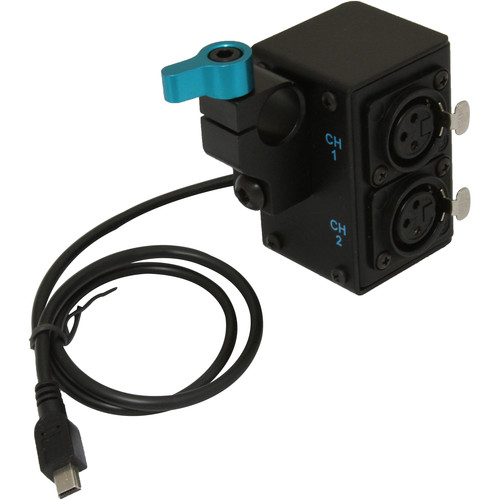 IndiPRO Tools ACGP53 Audio Converter for GoPro Cameras