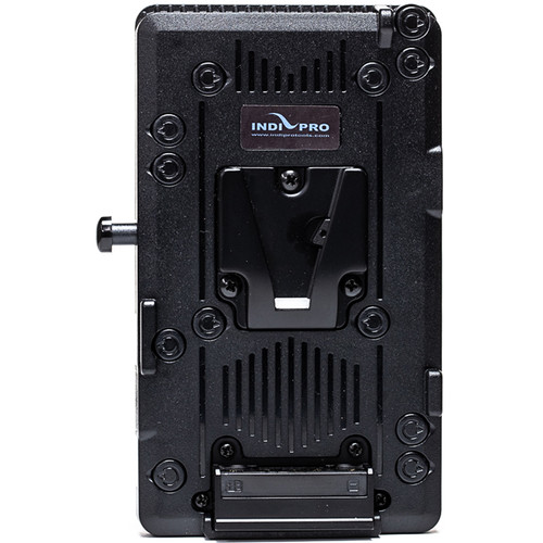 IndiPRO Tools V-Mount Battery Plate for Blackmagic URSA/URSA Mini
